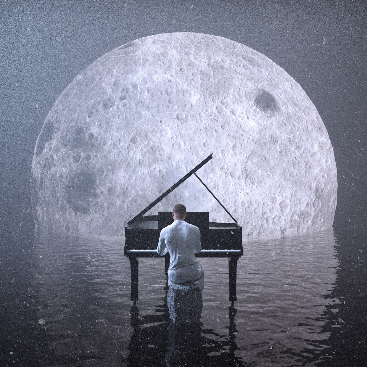 Moonlight Sonata in Cinema 4d Other image
