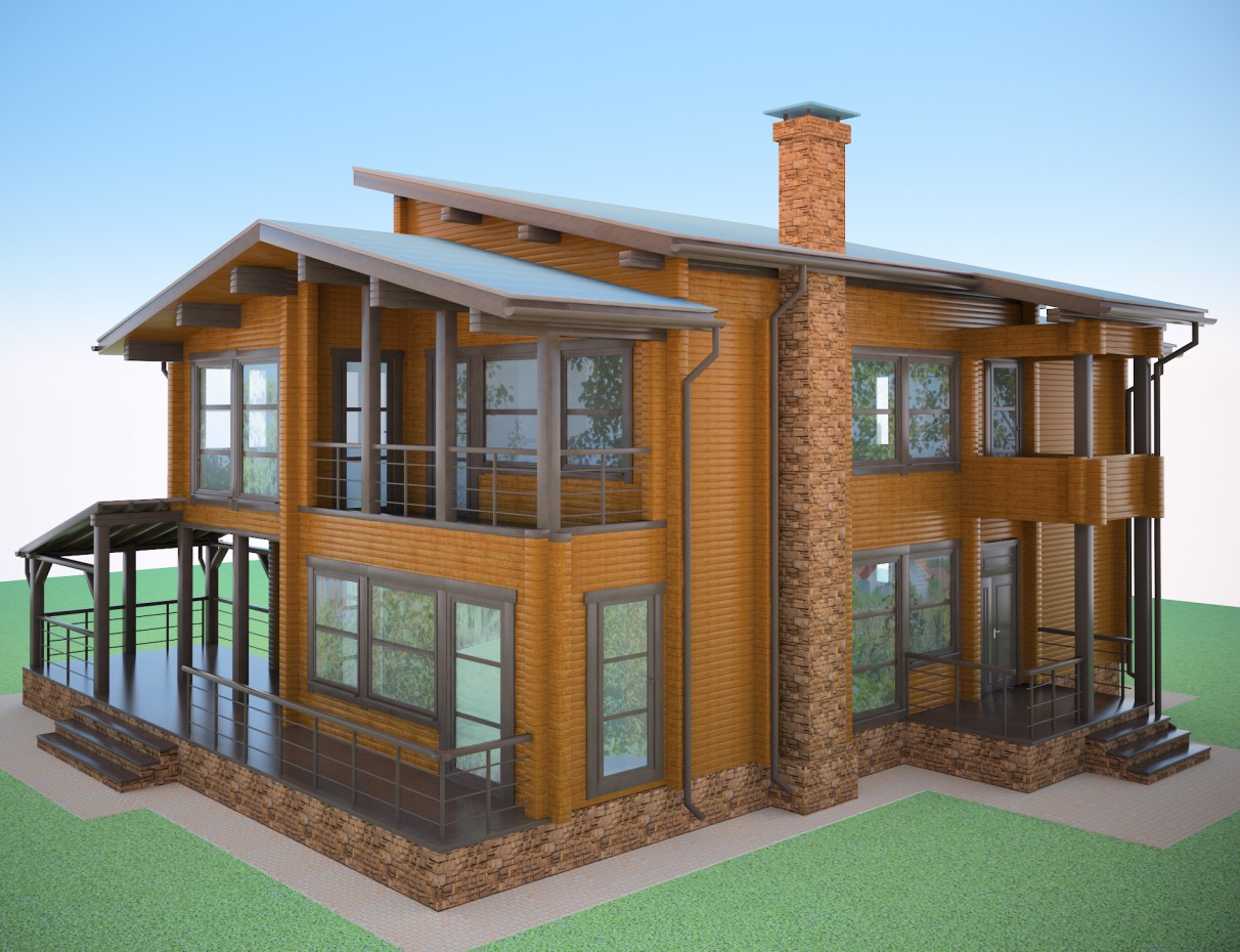 OTHER in 3d max vray image