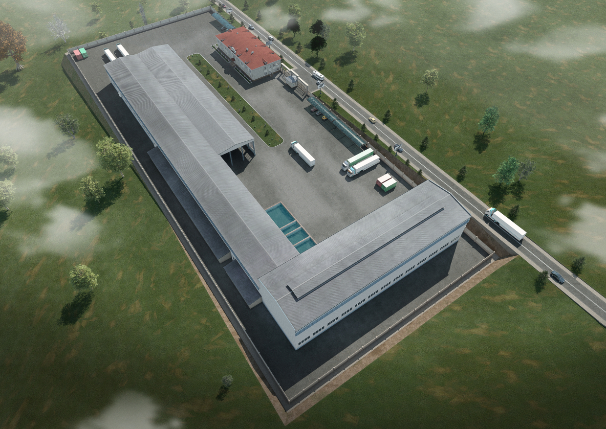 Factory in ArchiCAD Other image