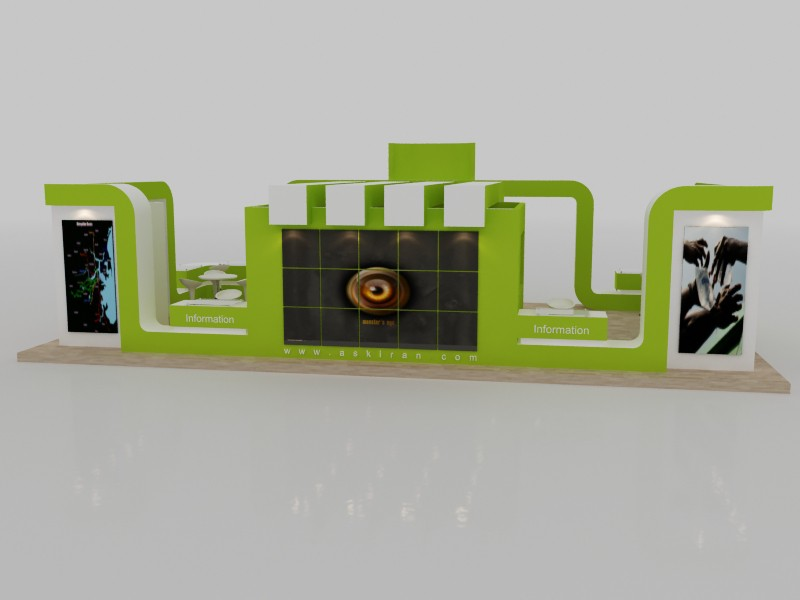 Мелина в 3d max vray изображение