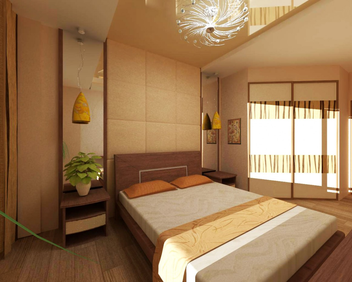C bedroom dressing room in 3d max vray image