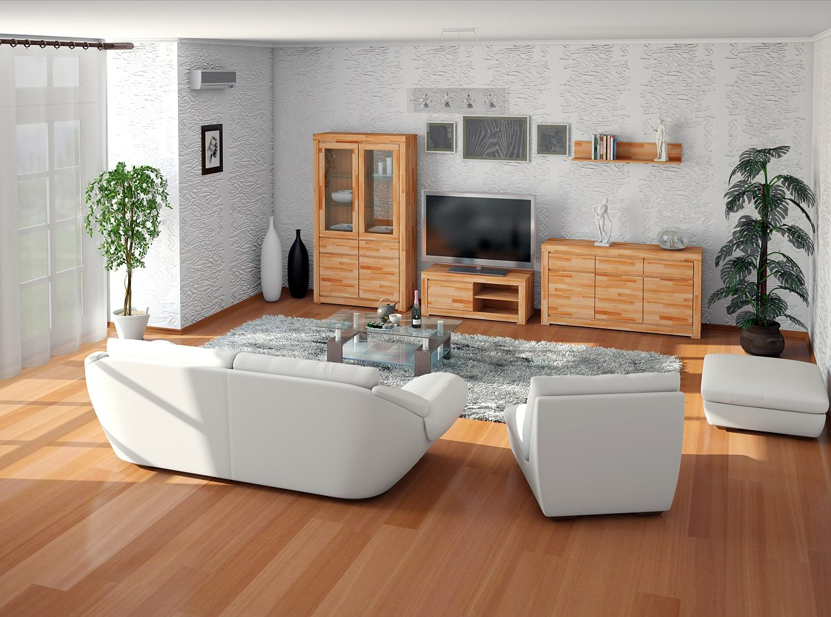 Another room  in  3d max   vray  image