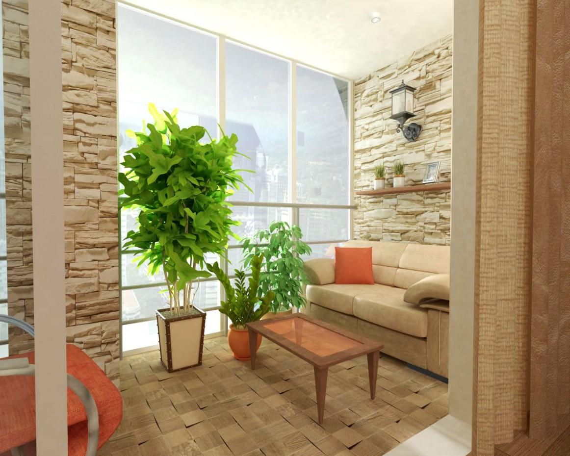Kitchen hallway in 3d max vray image