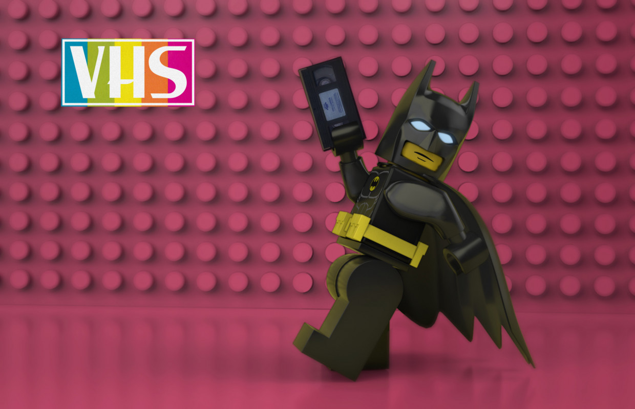 Im Batman ) in 3d max Other image