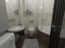 बाथरूम (बहुत Makhan'kov)