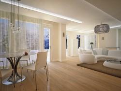 Winter-Wohnzimmer