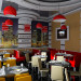 3d visualization of the project in the Restaurant 3d max, render vray of OLEG