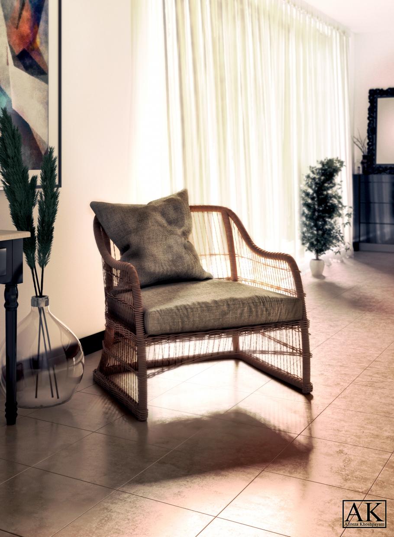 Interior Design _ Archviz in 3d max corona render image