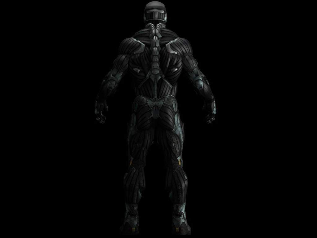 Crysis 2 in Cinema 4d vray image