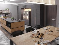 Cozinha fabrica