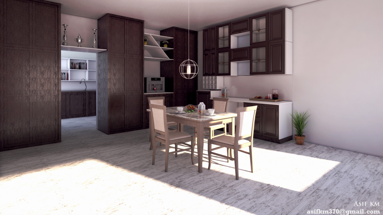 Free time Work in 3d max vray 3.0 image