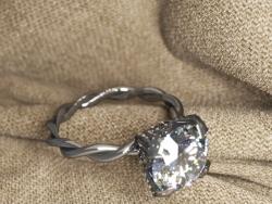 रेंडर गहने की अंगूठी। CoronaRender