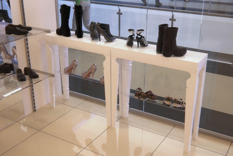 """Магазин обуви """"VILAN"""" в 3d max corona render изображение"""