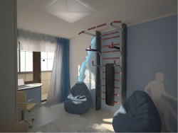 Zimmer junge