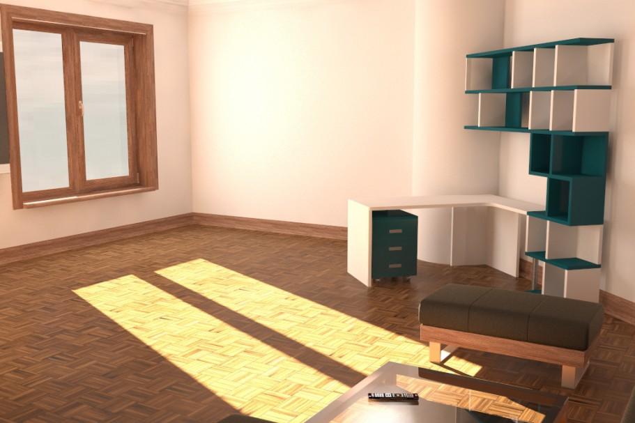 Studio in 3d max vray 3.0 image