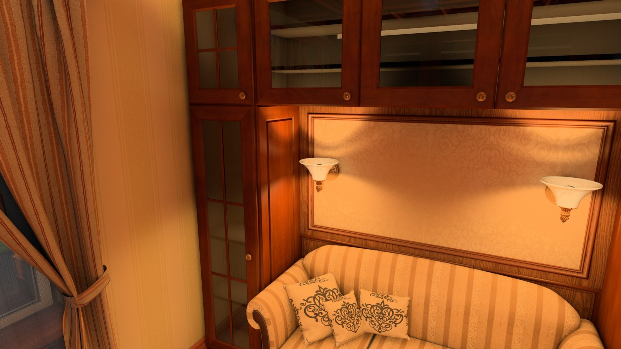 Cabinet in Cinema 4d Other image