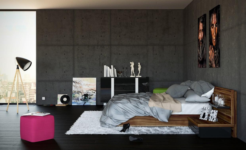 imagen de Apartamentos de lujo en 3d max corona render