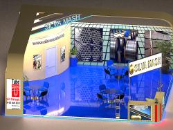 exhibition stand SILVA MASH