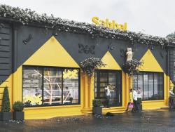 Sah-Bal Store in Baku