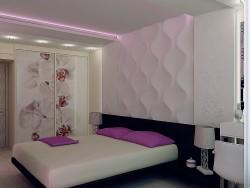 Camera da letto eclettico
