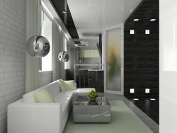 bachelor apartment Novoural'sk Sverdlovsk region.