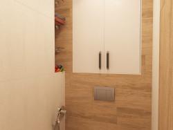 Toilet in eco-style