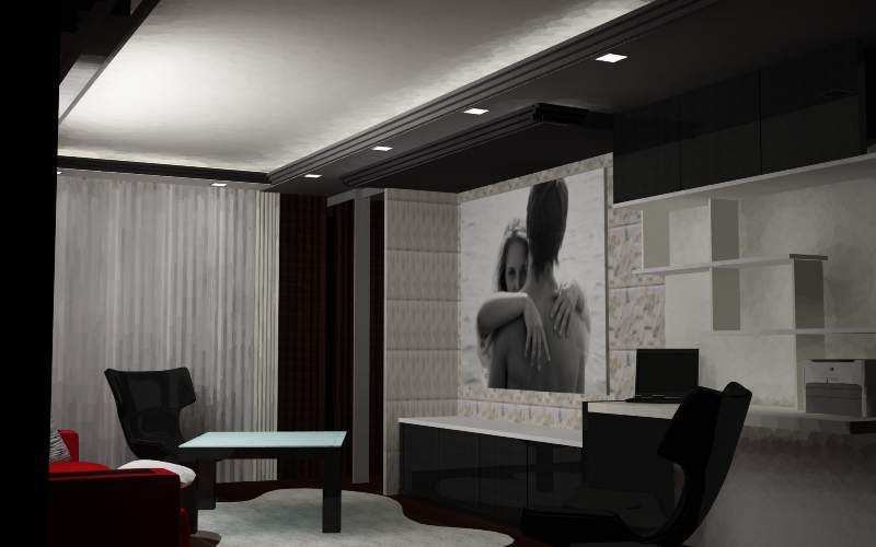 Светлана в 3d max vray изображение