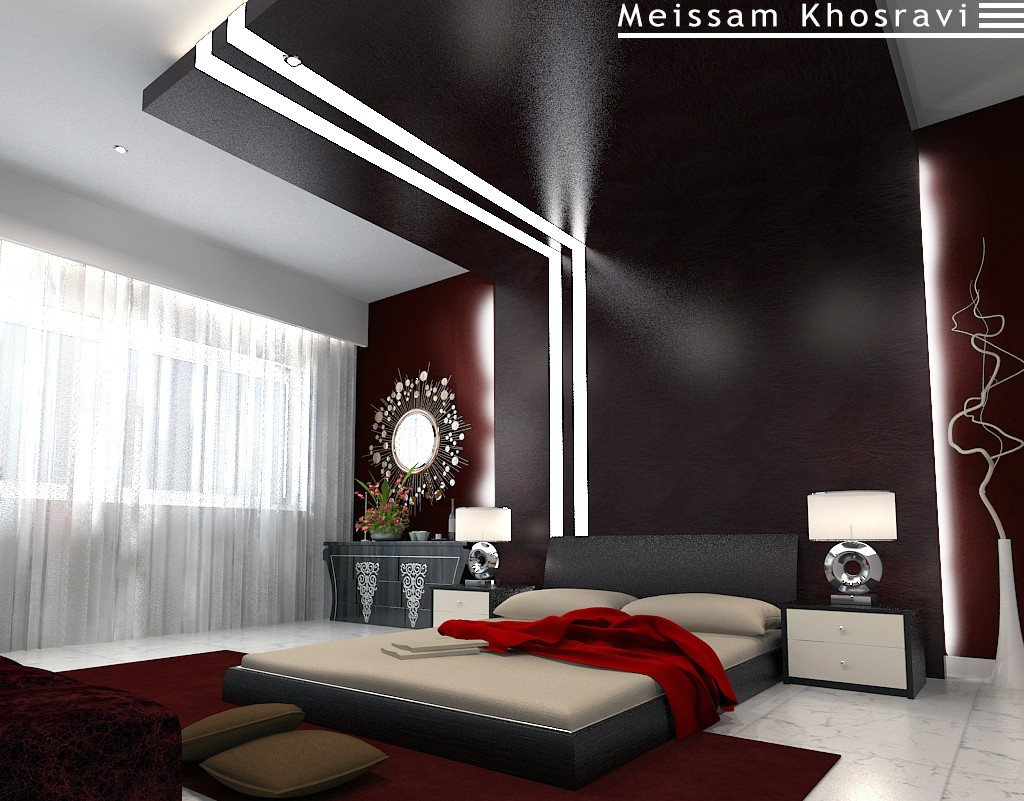 Meissam Khosravi in 3d max vray image