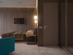 hotel room Z.a.l.e.s.k.i