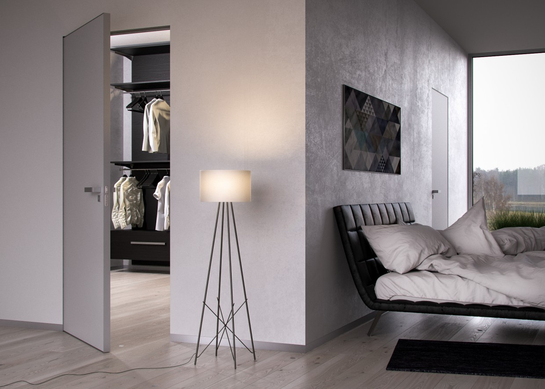 Door manufacturing showcase в 3d max corona render изображение