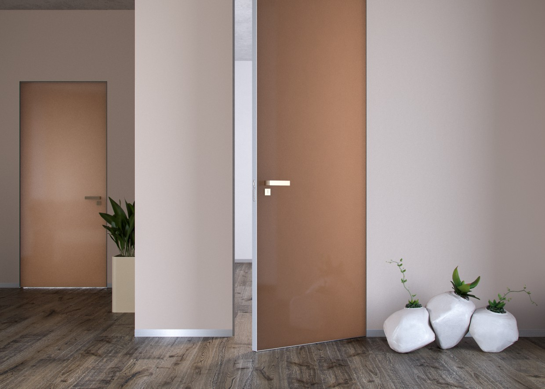 Door manufacturing showcase в 3d max corona render зображення