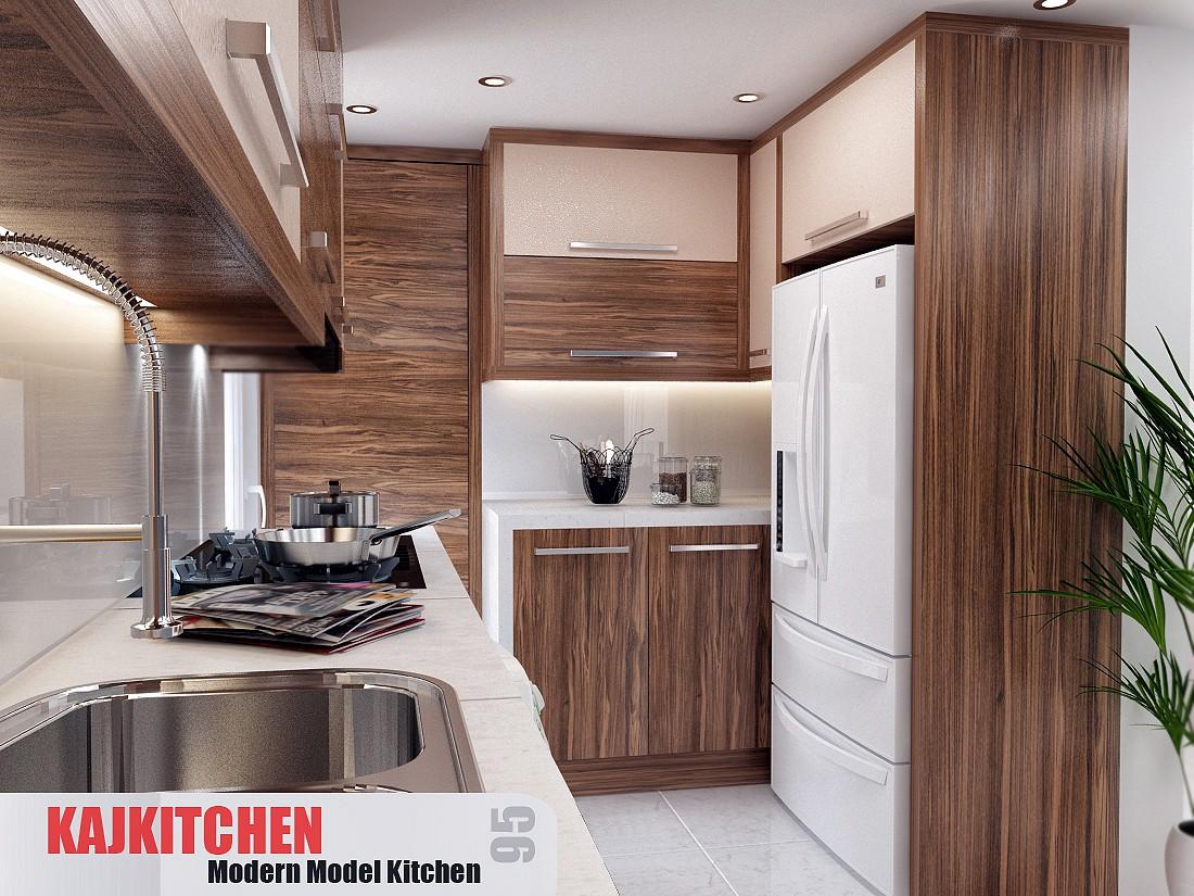 Кухня в 3d max vray 2.5 зображення