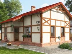 Заміський будинок