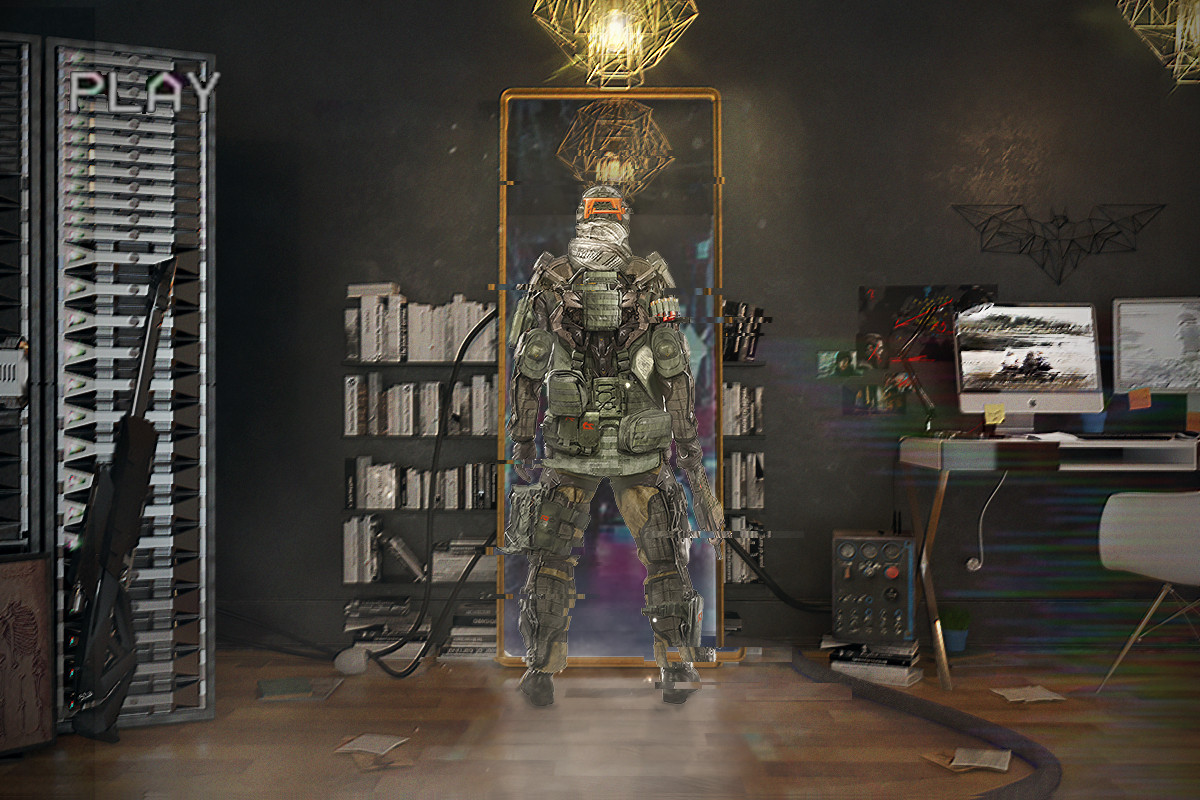 3d visualization of the project in the the future is now 3d max, render vray 3.0 of marko0306