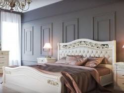 Baroque शैली बेडरूम