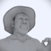 Cowboy Vasya in 3d max corona render image