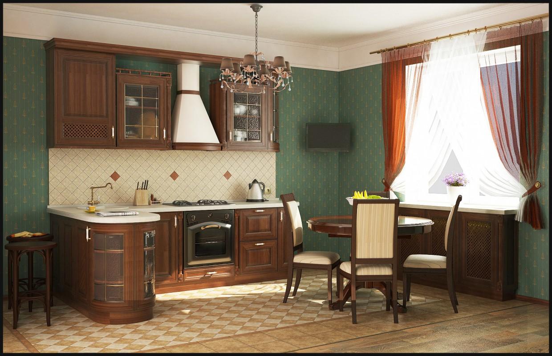visualización 3D del proyecto en el Cocina 3d max render vray Alexandr_Alexandr