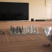 3d visualization of the project in the Chess CloseUp 3d max, render corona render of Петросян Артем