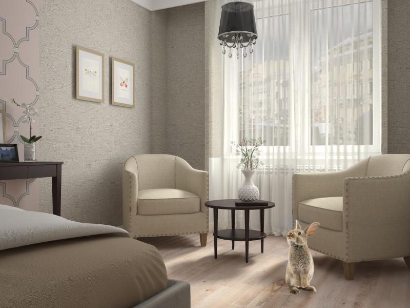 imagen de Dormitorio en 3d max vray 3.0