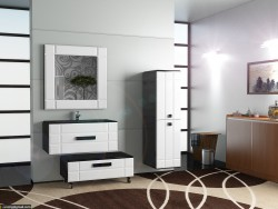 Furniture set for a bathroom 2
