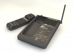 Panasonic radiotelefono