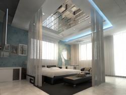 बिस्तर कमरे