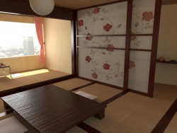 Interior, Japanese style