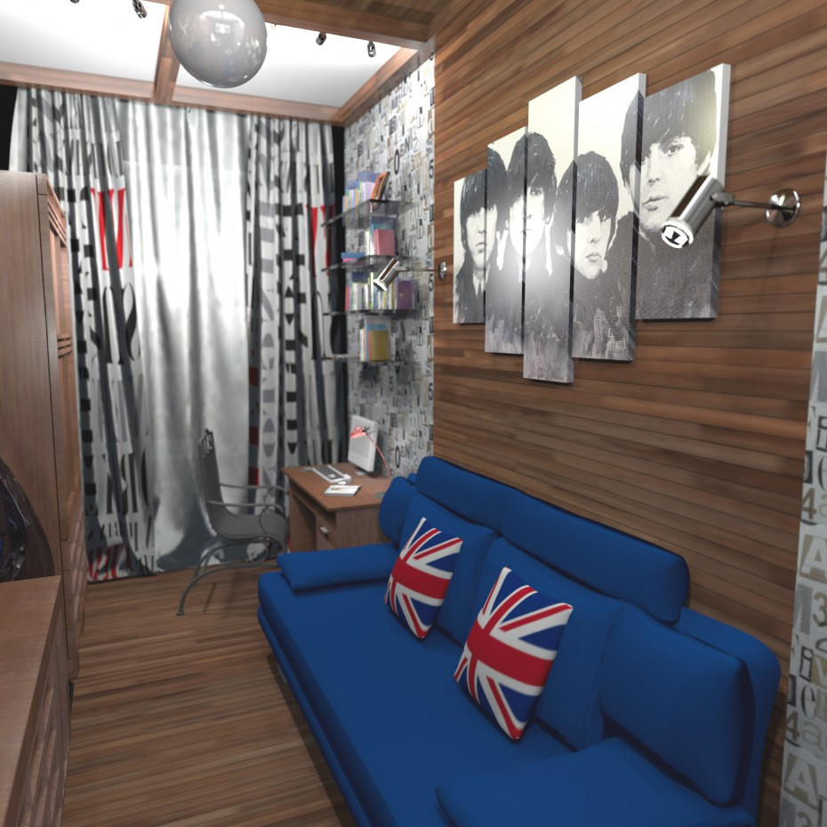 Teenager boy room in Other thing Other image