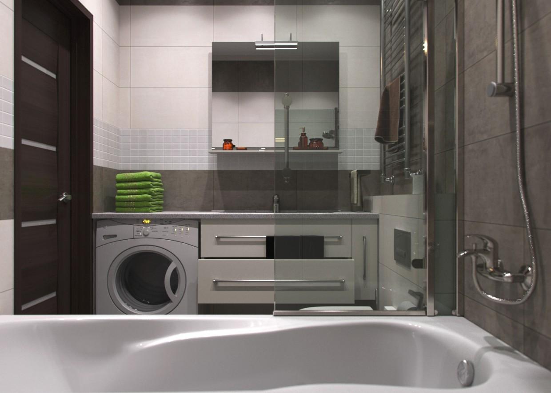 Ванна в 3d max corona render зображення