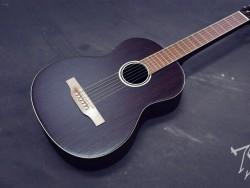 3D model of a guitar