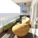 Terrasse Balkon Bermudez