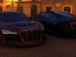 Audi R810 LPS