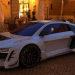 Audi R810 LPS in Cinema 4d vray 2.0 resim