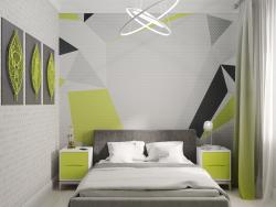 Спальна кімната.